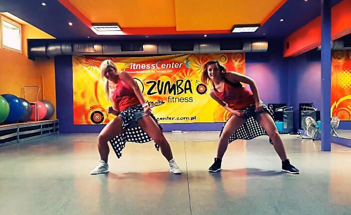 [舞曲]Zumba健身:Jennifer Lopez - Ain't Your Mama - 图片1