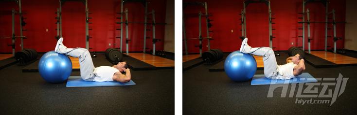 横看成岭侧成峰 科学训练腹肌的方法 - 图片3