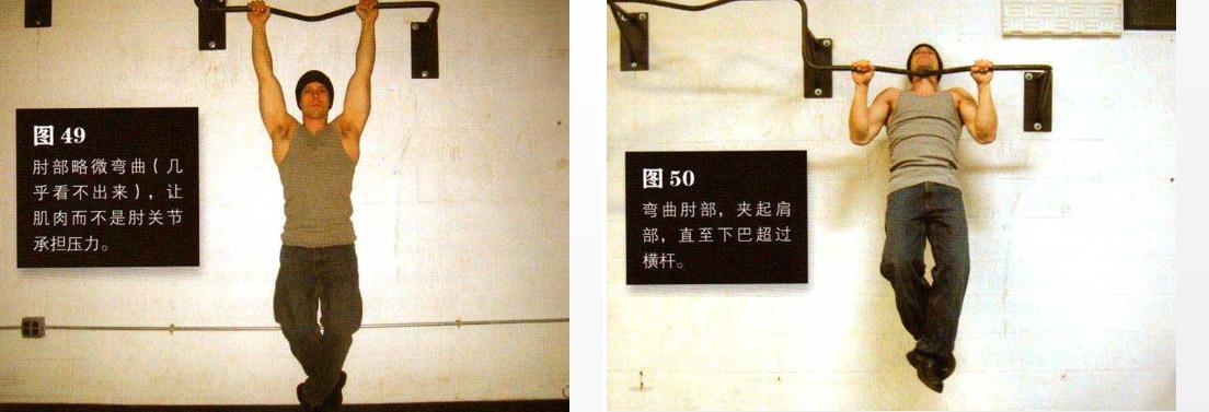 囚徒健身之引体向上 锻炼背部和肱二头 - 图片6