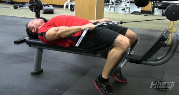 最适合用龙门架训练的5个动作,全面塑造你的身材! - 图片4