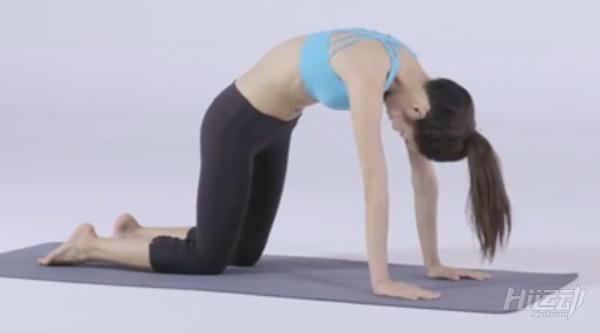 10个动作睡前瑜伽!舒经活血驱除每天疲劳 - 图片9