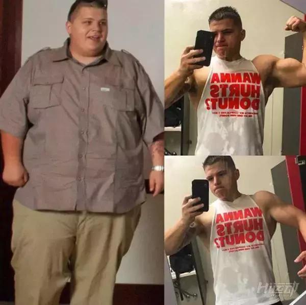 胖子成功减肥200斤,皮肤松弛也坦然面对! - 图片2