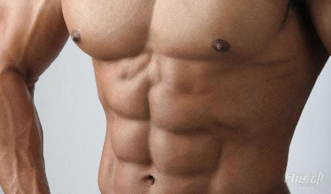 腹肌马甲线强化训练 9个动作2周见效 - 图片1