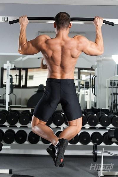 教你做一个完美的引体向上 锻炼背部 - 图片5