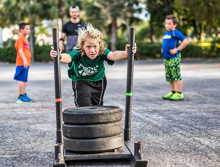 不去健身房 在家做健身之俯卧撑