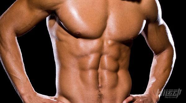 8个适合新手腹肌动作 30天练出腹肌线条 - 图片1