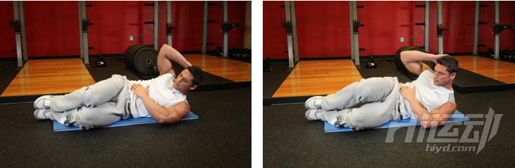 横看成岭侧成峰 科学训练腹肌的方法 - 图片5