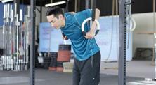 健身房肱三头肌强化训练-初级(5练/周)