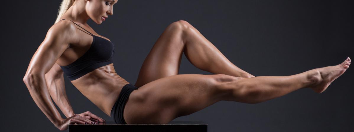維密-美腿訓練