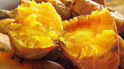 4个适合减肥者的食物 红薯苹果必备