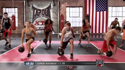 TapouT XT2课程视频 10:投掷锻炼