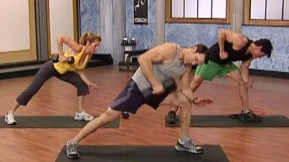 Power 90大师系列课程:塑型锻炼-高阶