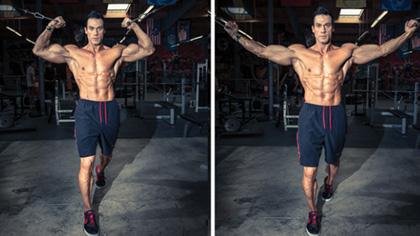 最适合用龙门架训练的5个动作,全面塑造你的身材!