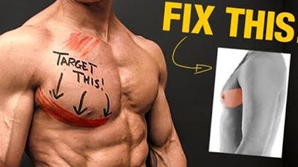 打造完美下胸外沿,这四个动作就足够了