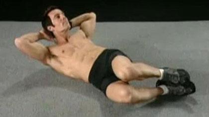 Power 90家庭训练:腹肌-初级