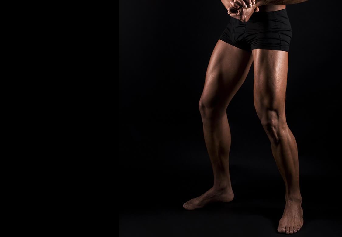 腿部訓練(P4P) - 初級
