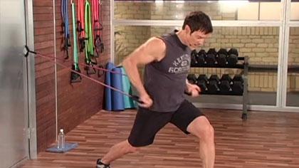 10分钟健身训练视频03:上肢锻炼