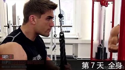 【中文字幕】冠軍之心7天訓練課程 - 第7天 全身