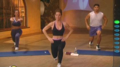 Slim in 6视频课程02:加强锻炼(Ramp It Up)