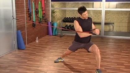10分鐘健身訓練視頻05:全身鍛煉2