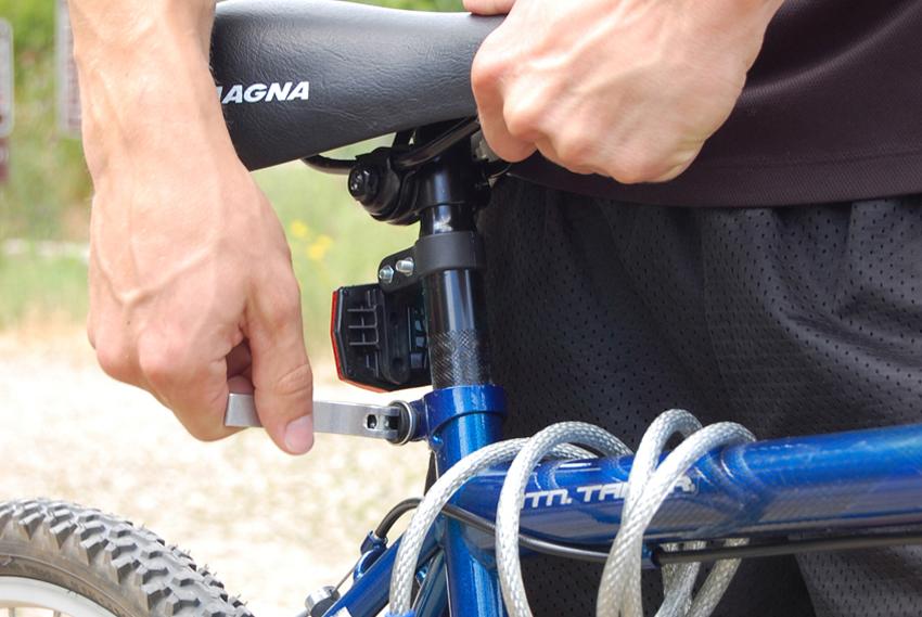 脚踏车训练