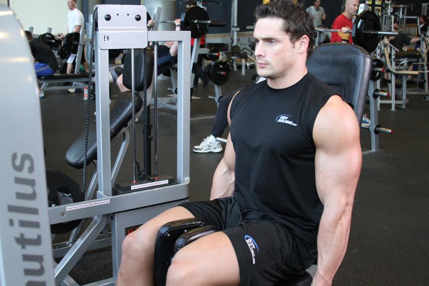 大腿内收肌训练