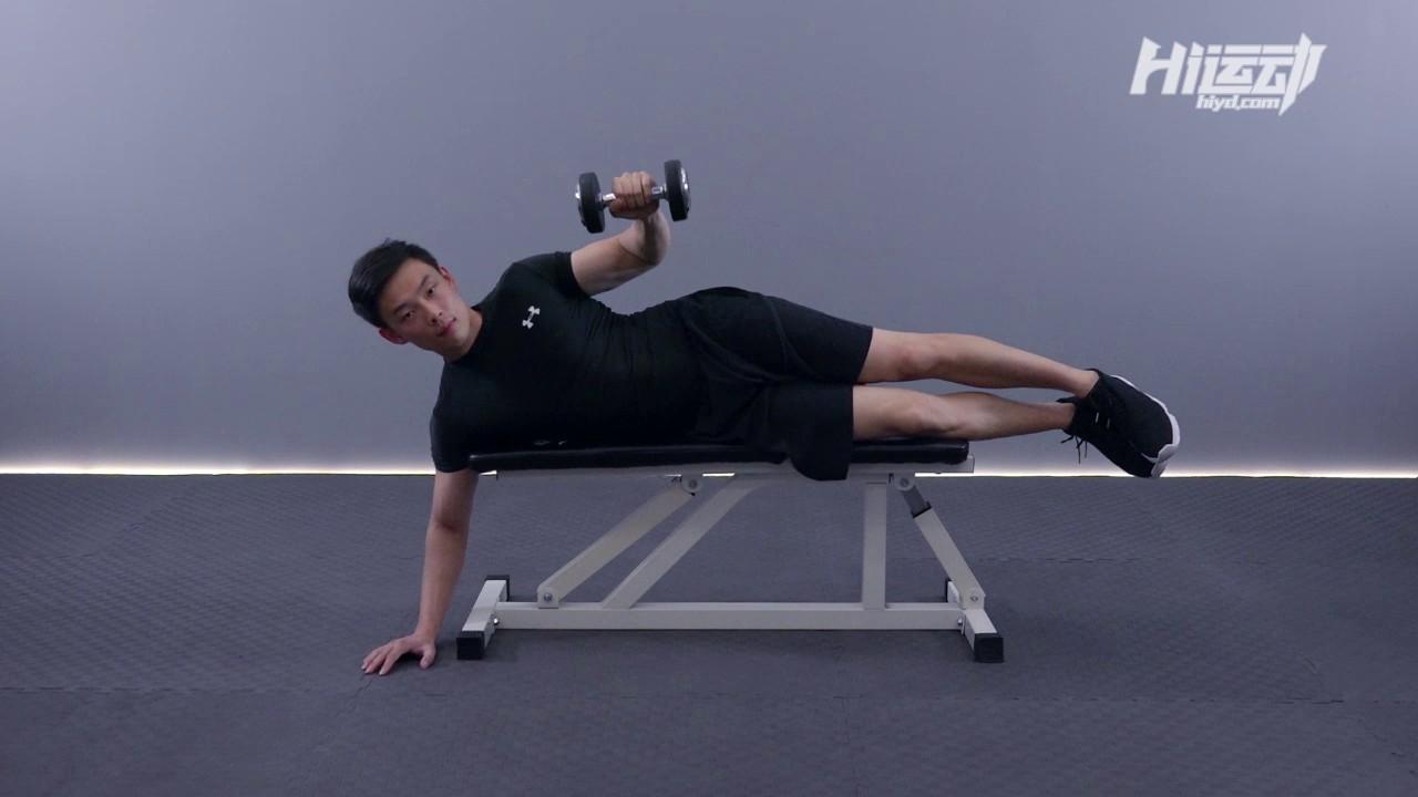 腿部肌肉示意图_外旋转正确动作要领_外旋转视频GIF图解_Hi运动健身网