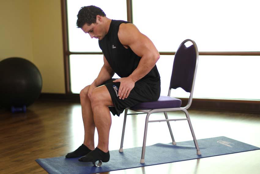 足部-肌筋膜放松
