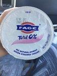Fage 零脂酸奶