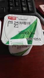 光明 风味酸牛奶(芦荟)