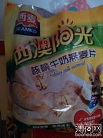 西麦澳洲阳光核桃牛奶燕麦片