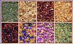 花茶(花茶本身), 又叫香片、熏花茶、窨花茶
