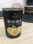 水果佳园 黄桃罐头