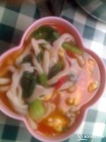 什锦汤面条