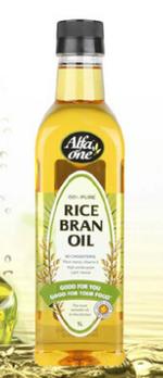 阿尔法 稻米油