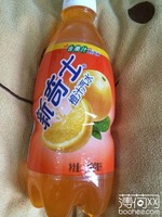 新奇士橙汁汽水