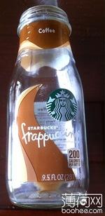 星巴克原味咖啡(瓶装)