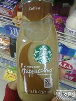 星巴克原味咖啡饮料(玻璃瓶装), 又叫星巴克原味咖啡