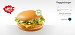 麦当劳 蔬菜汉堡, 又叫蔬菜汉堡,VeggieburgMcDonald's