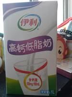 伊利 高钙低脂奶