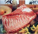 猪肉(肋条肉), 又叫方肉、五花三层