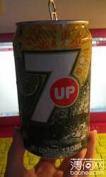 七喜, 又叫七喜柠檬味汽水