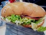 星巴克美式总汇三明治