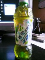 雀巢冰爽茶冰极柠檬味绿茶饮料, 又叫雀巢冰爽茶