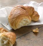 星巴克ButterCroissant, 又叫黄油羊角面包