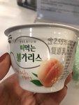 南阳 蜜桃味酸奶