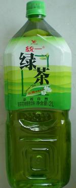 统一绿茶(低糖茉莉花味), 又叫绿茶(低糖茉莉花味)