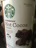 STARBUCHS Hot Cocoa星巴克热可可粉