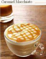 星巴克焦糖玛奇朵-脱脂奶, 又叫焦糖玛奇朵-脱脂奶