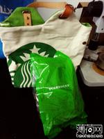 星巴克 星冰粽(香蕉巧克力冰粽子), 又叫星冰粽